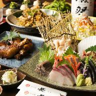 Pine (Matsu) course 4,000 yen (tax included) 【2 h with all you can drink】 Cospa's strongest! Most popular!