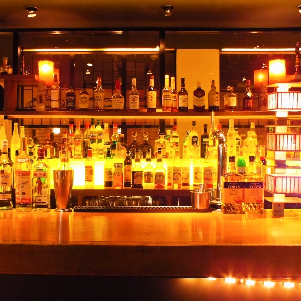 【3F charter】 Bar counter equipped !!!