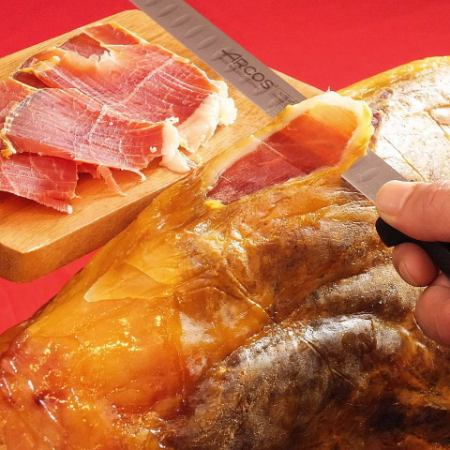 ◎ The taste of authentic ordered from Spain
