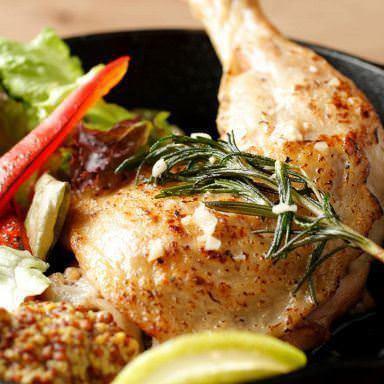 今天的雞燒烤