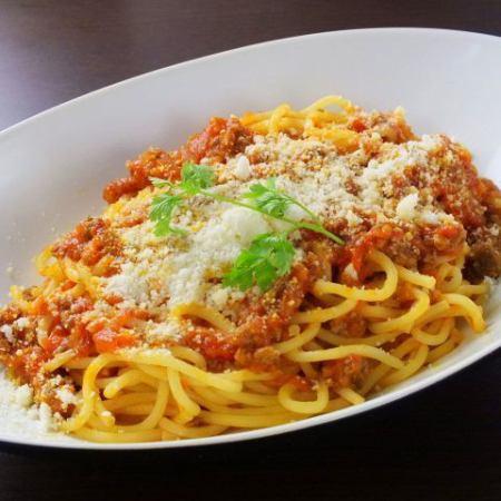 Homemade Bolognese