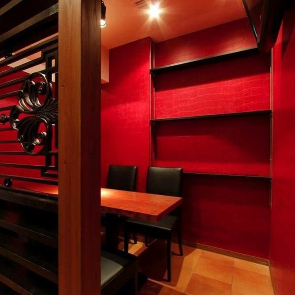 Popular semi-private room ★ Maximum 6 people available ♪ Chofu / Italian / wine / bars / raw ham / all-you-can-drink / charter / course / girls party / birthday / meat
