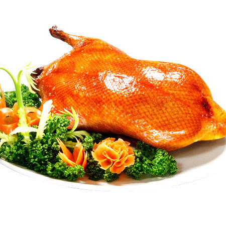 All-you-can-eat beijing duck ♪