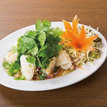 Pakuchi salad / vermicelli salad