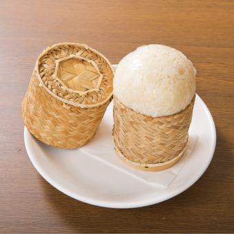 Rice cake rice