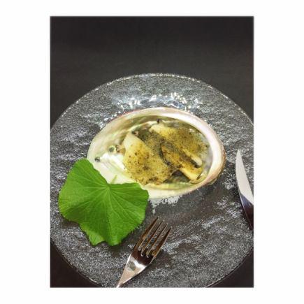 【Sake de 페어링 과정] 요리 9 종과 순미 6 종 세트 코스
