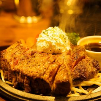 Angus cow! Carlos beef steak 【You can take out!】