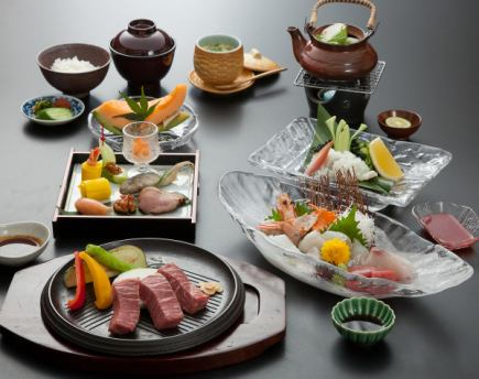This cuisine cooking pine course 8800 yen