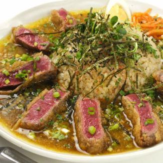 [有限公司]日本牛肉肉排罕见咖喱