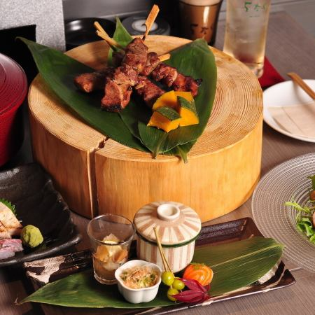 【120 minutes banquet recommendation】 7 items 4000 yen [with drinking] with ⇒ Use coupons to bring in & give big lobby