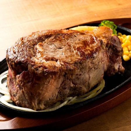 Riblose steak set (16 oz / 32 oz)