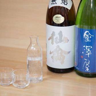 【利き酒師が厳選した日本酒1ccから量り売り】