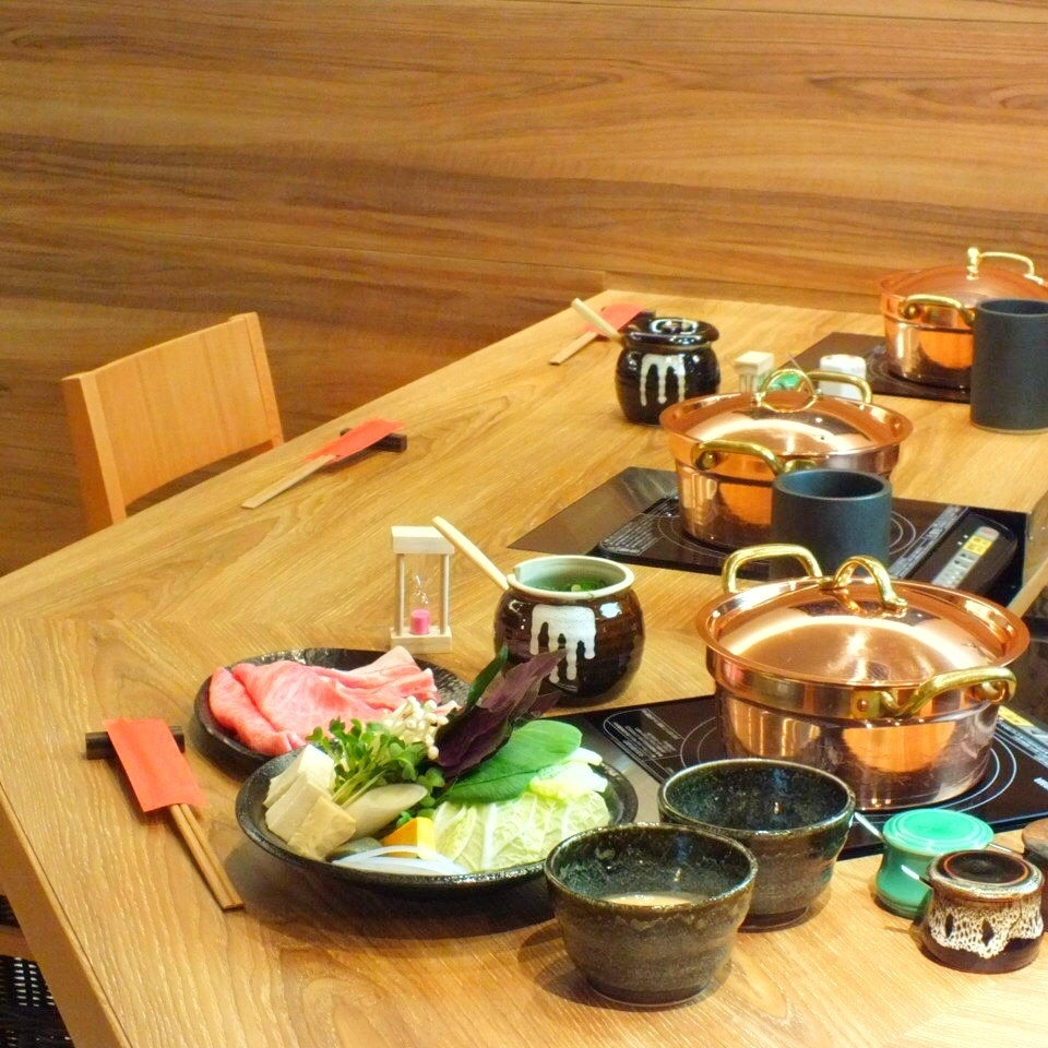 1 person Shabu-shabu specialty store