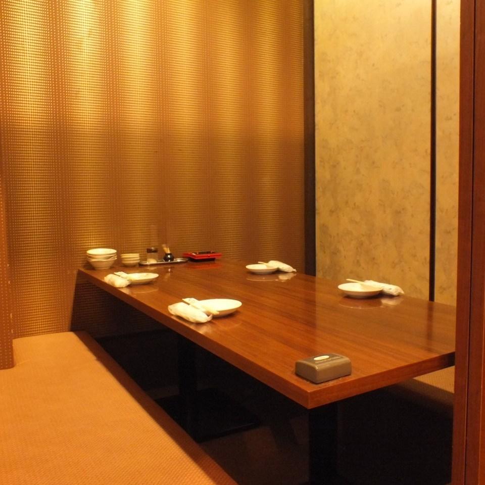 圖片是4人完美的私人房間★指導完成私人房間的人數★