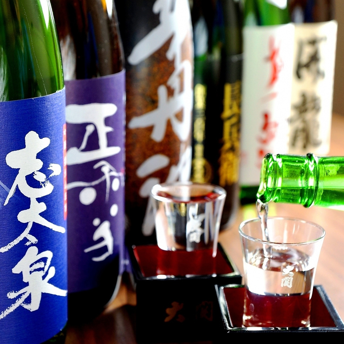 We also offer coupons for all-you-can-drink drinks ★
