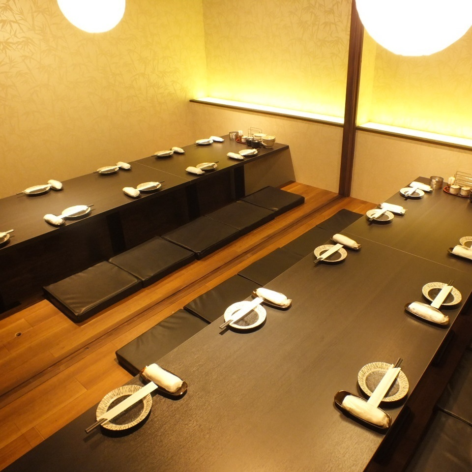 It is a private room so you can use it for a little entertainment etc ☆