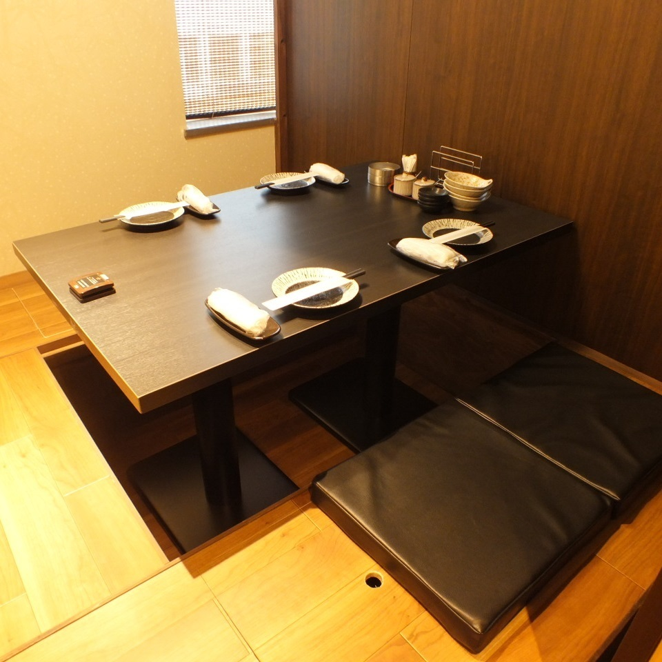 Spacious 2 ~ 4 people private room Recommended for private banquets and girls' sociations ◎