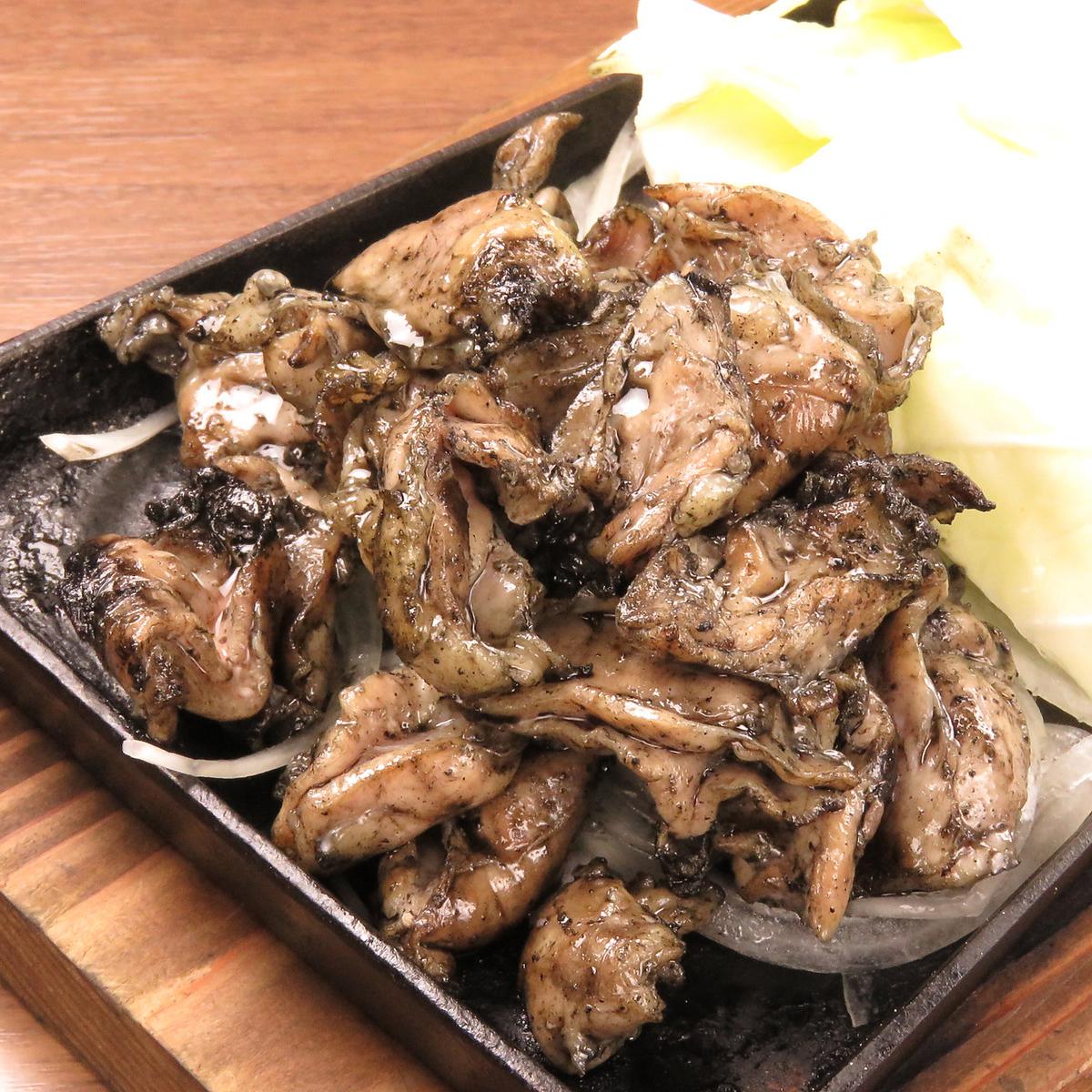 雞Harami烤木炭烤架