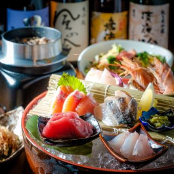 """【New Year's party 2019】 The party is now ♪ popular! """"Light"""" course which you can eat also the Daimyo Sting Soup bowl (2h with drink on request)"""