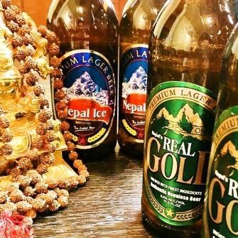 """好的一天!适合开胃菜""""Papad""""啤酒,葡萄酒,酸性高球2小时,包括所有你可以喝1980日元"""