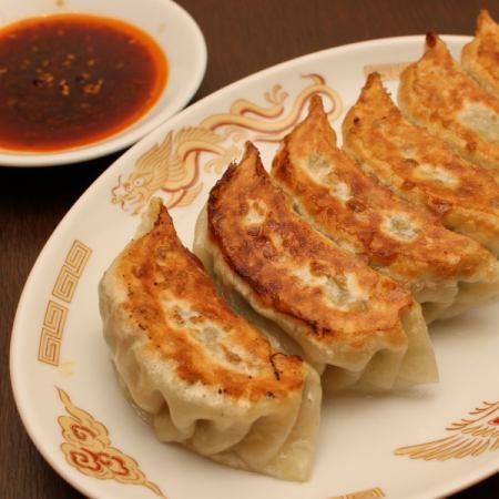 龍太郎餃子(6個)