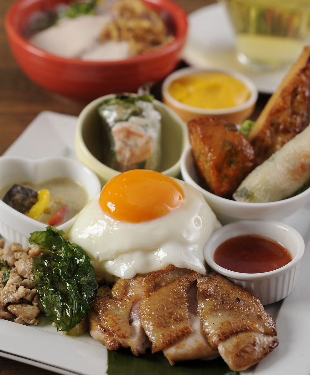 Your lunch menu ♪
