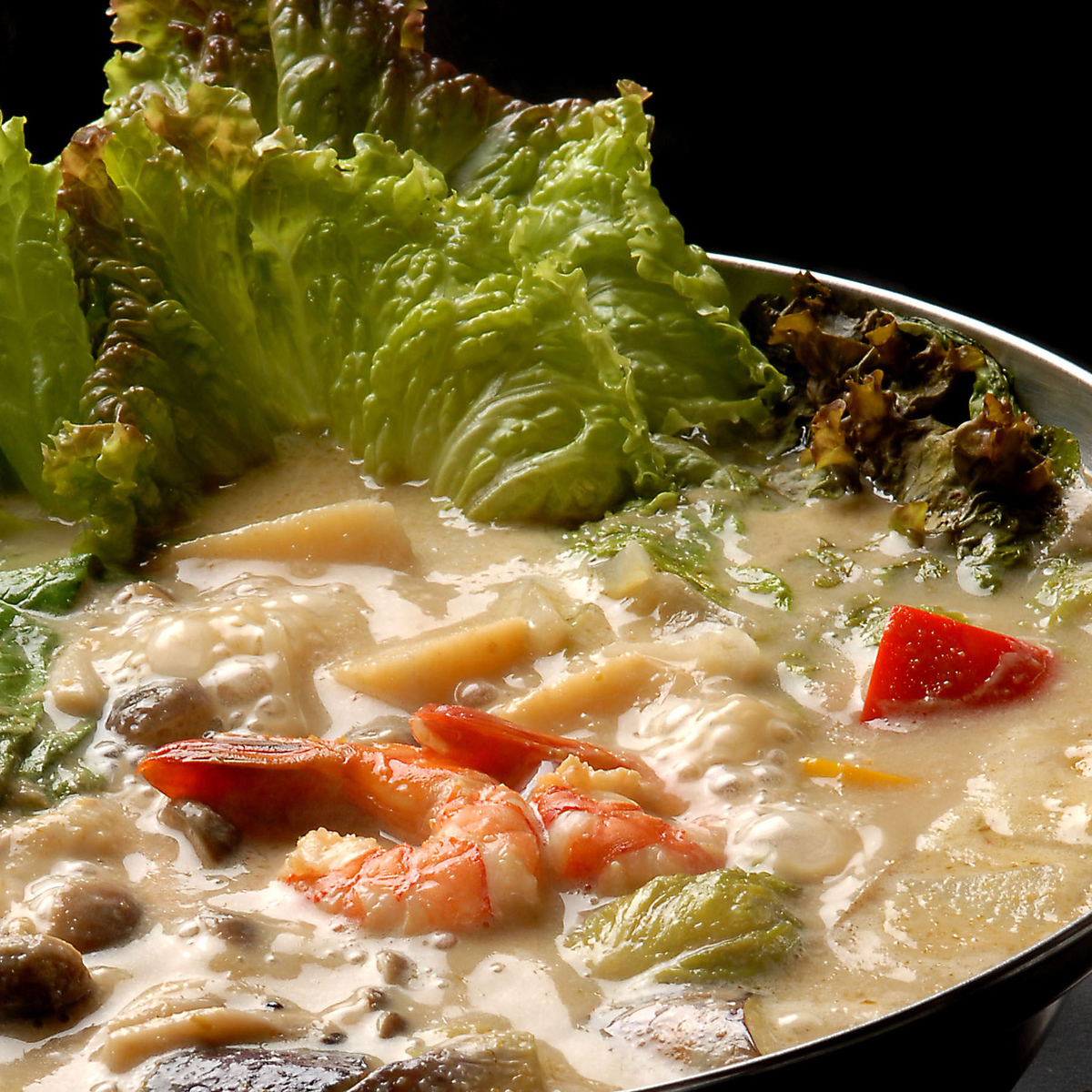 Green Curry Pot