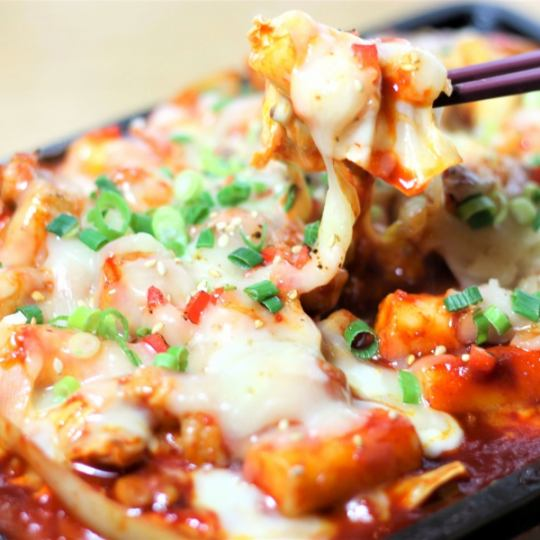 ★ Recommended ★ 【Cheese Tacalcabi Course】 All 12 items 2h Drinking and drinking 5000 yen ◆ For 4 people or more, «4500 yen»