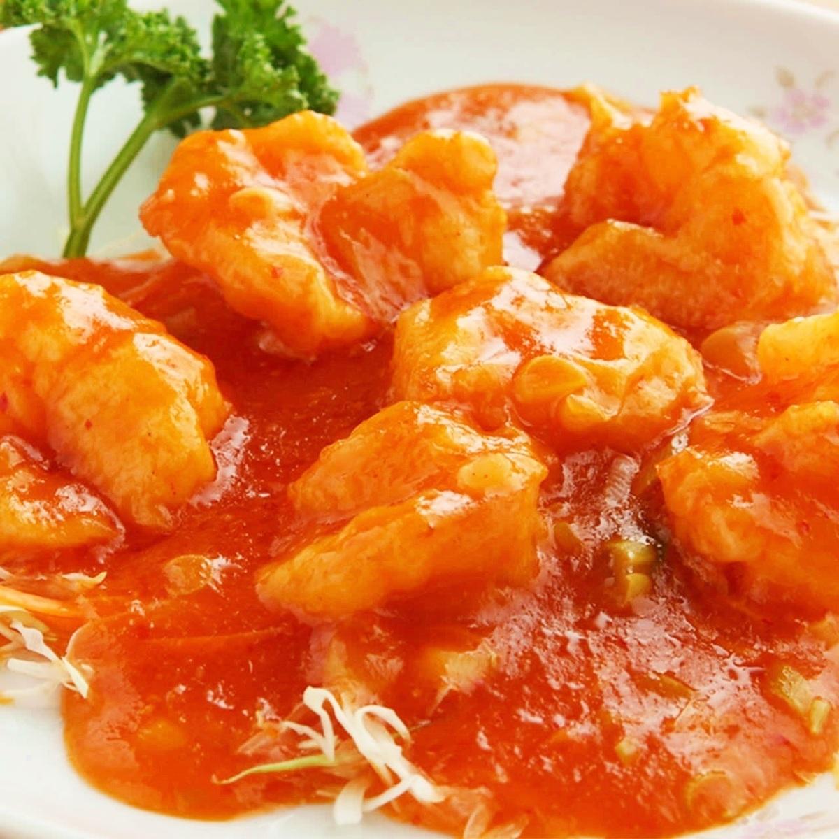 蝦辣椒醬/蝦用蛋黃醬