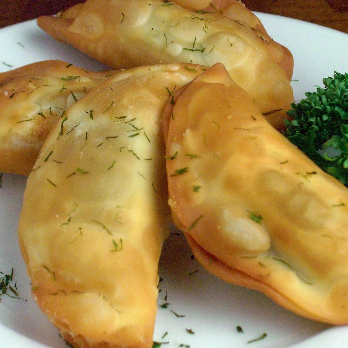 チーズ揚げ餃子(5個)