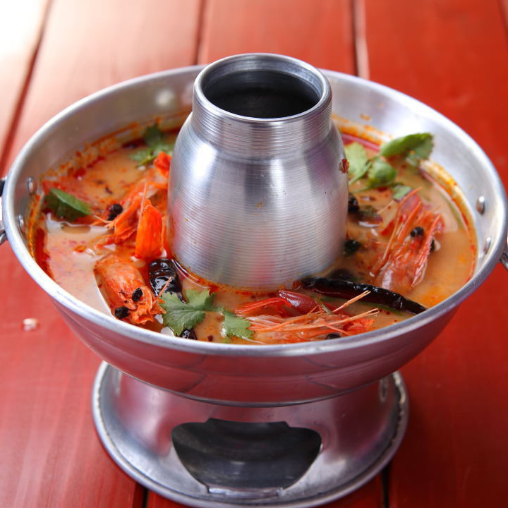 This Tom yum chee seems delicious!