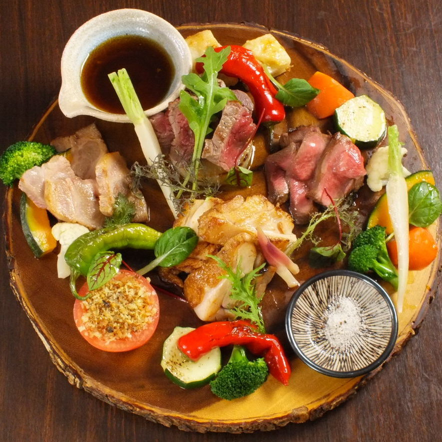 MONAMi 고기 모듬 카니발 (2 ~ 3 명에서 부디)