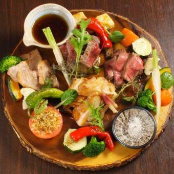 MONAMiの肉盛りカーニバル(2~3名様でどうぞ)