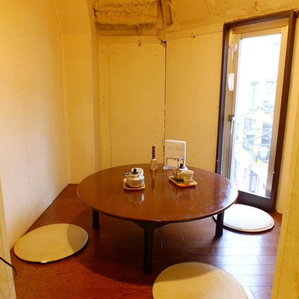 Popular hideout private room ♪ The inside is spacious