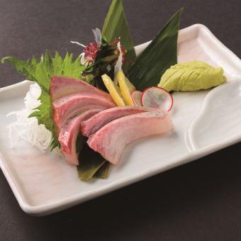 Kanakachi sashimi