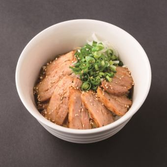 Stir-fried pork stamina bowl