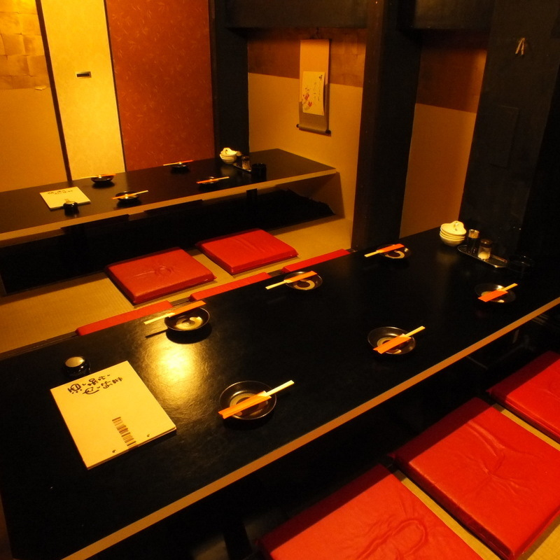 10 people or more private room 【Maximum 300 people】 ★