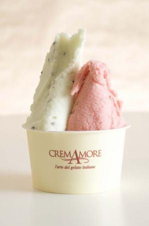Cremamore gelato