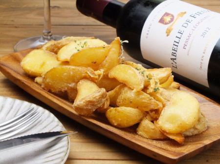 Parmegiano potato