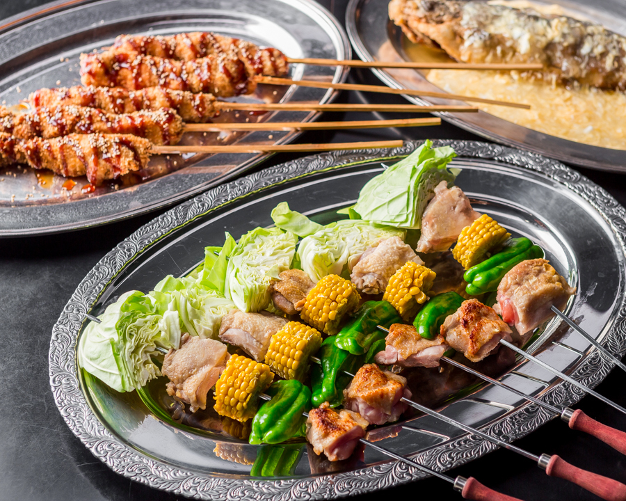 【Barbecue Izakaya!】