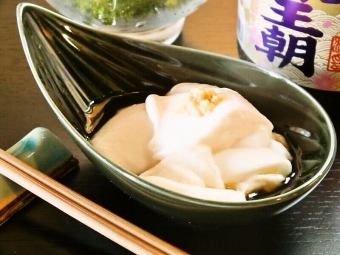 じーまみー豆腐