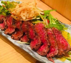 【サラダ】和牛タタキサラダ