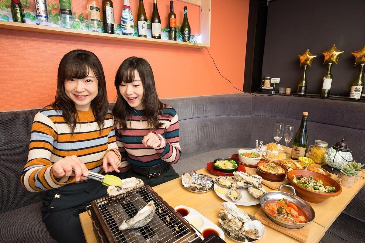 【インスターフォローでお得クーポンあり!!】牡蠣・チーズ・シカゴピザのお店★