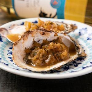 牡蠣のソテー~シャリアピンソース~