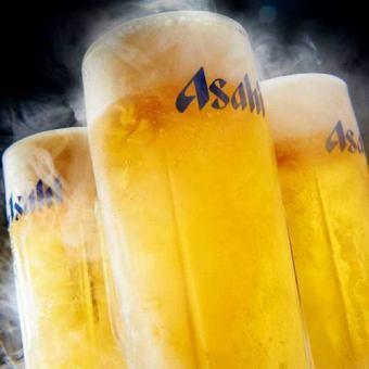 【所有你可以+ 2小時喝所有你可以]]⇒1500日元(星期五除週六和周日公共假日可以延長到3小時,使用優惠券)