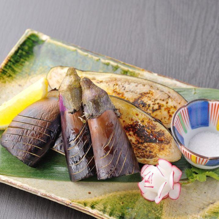 Eggplant in Furukawa