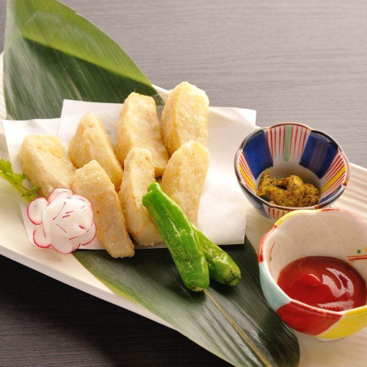 Zao的芋頭飛/ Zao Plateau蘿蔔抹柚子味噌