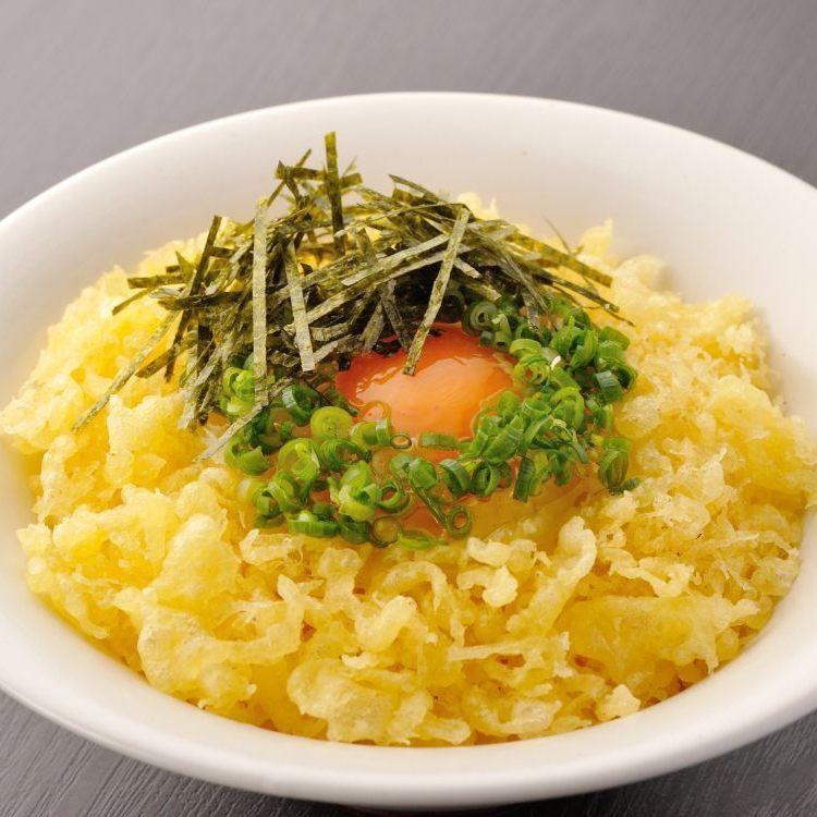 金華雞蛋Makanami碗
