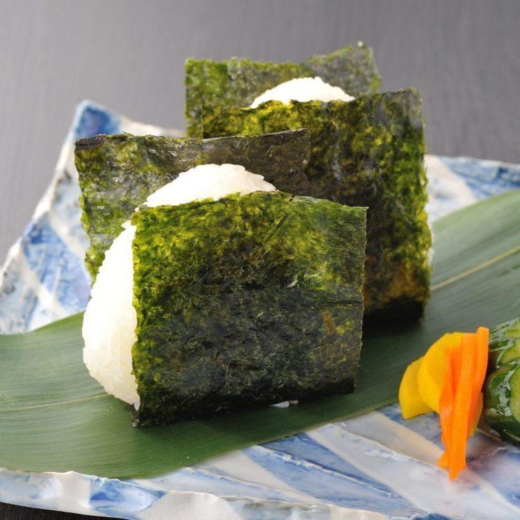 Osaki Hibikoroboru Owaki (salmon / plum) 2 pieces