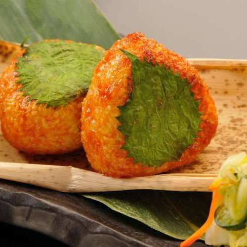 自製的仙台味噌烤濃。